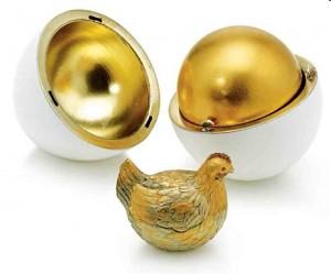 золотая курочка