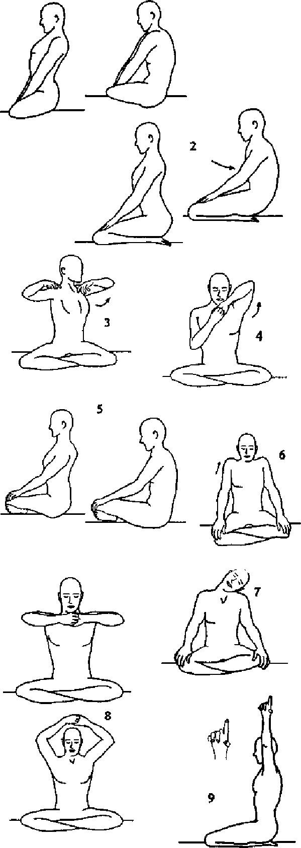кундалини йога крийя