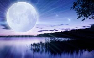 энергия лунная